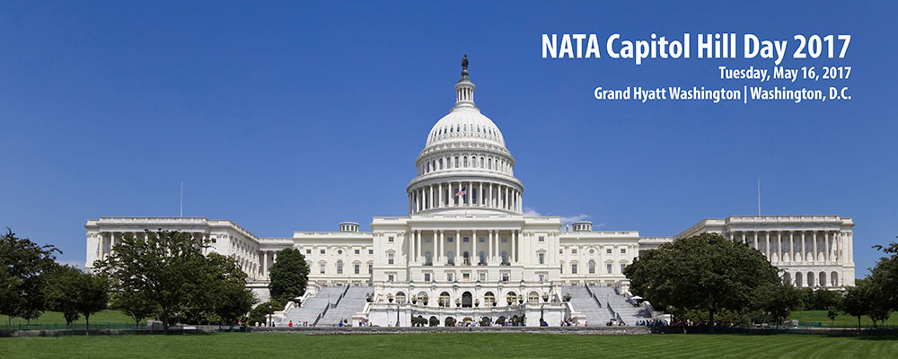 NATA Capitol Hill Day 2017